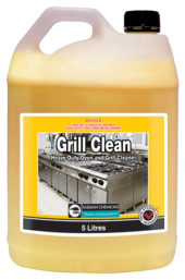 GRILL CLEAN